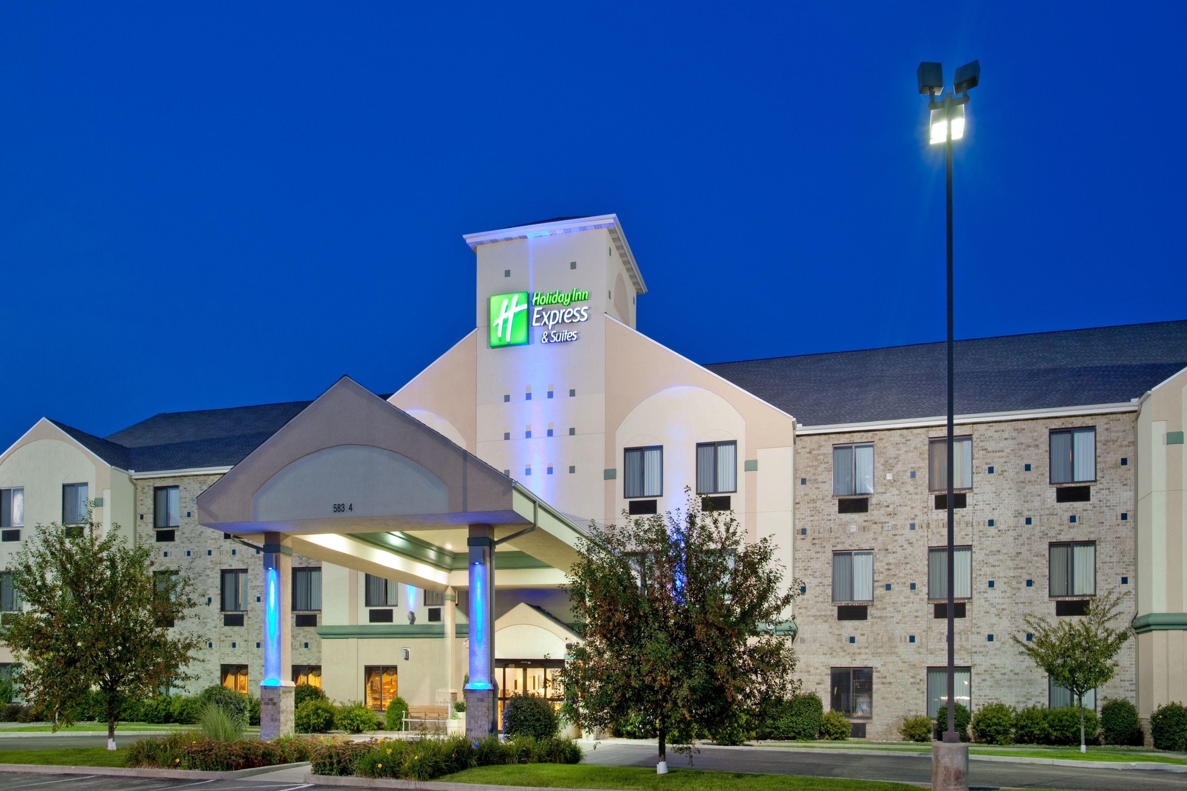 Holiday inn express suites elk grove ctrl sacramento s - Hilton garden inn elkhart indiana ...