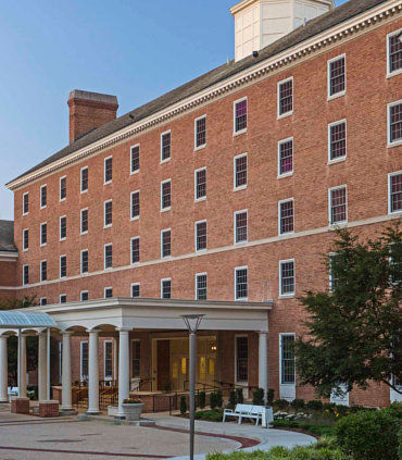 College Park Marriott Hotel And Conference Center In Hyattsville Md