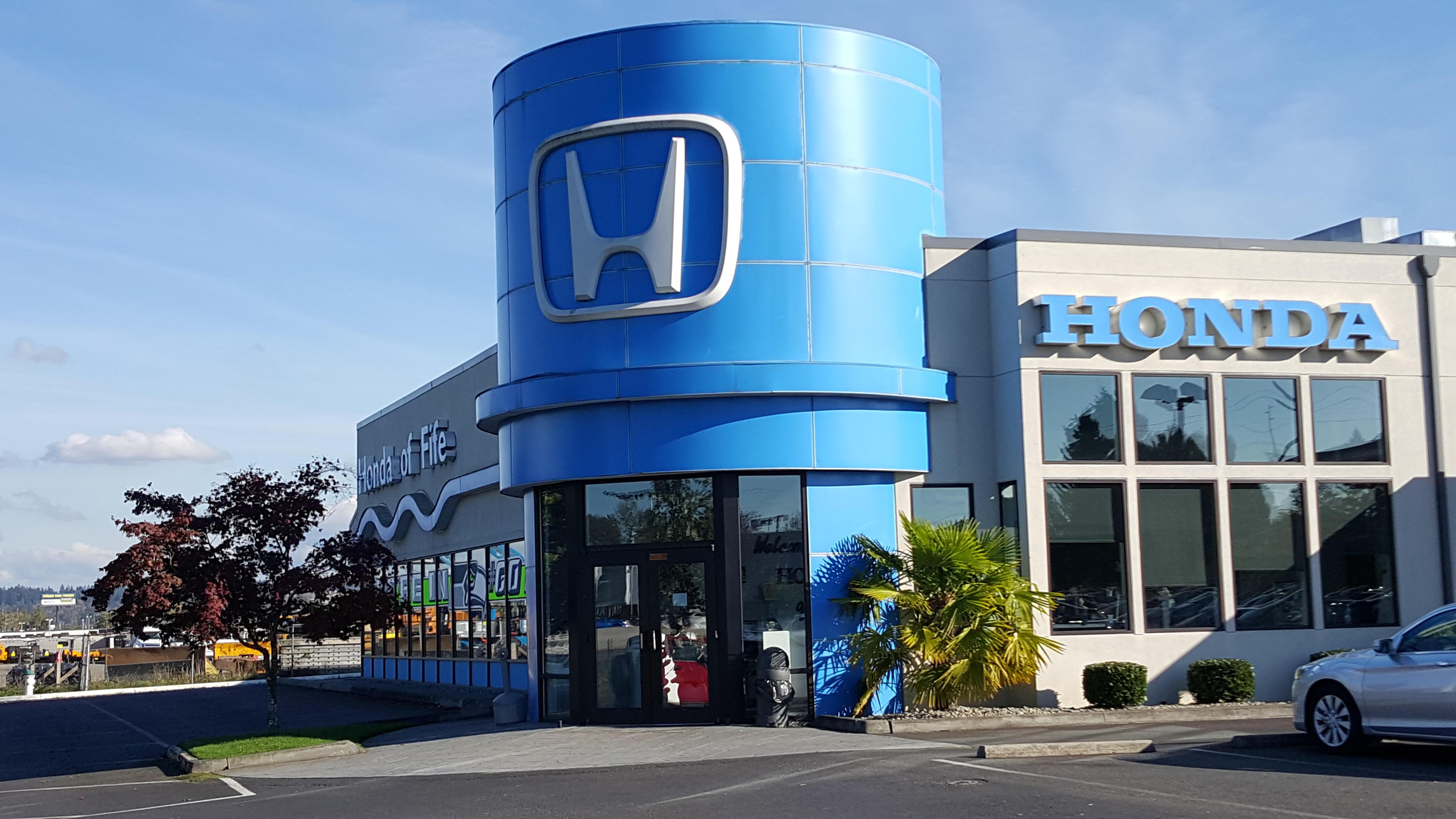 Car dealers in tacoma wa autos post for Honda dealership tacoma