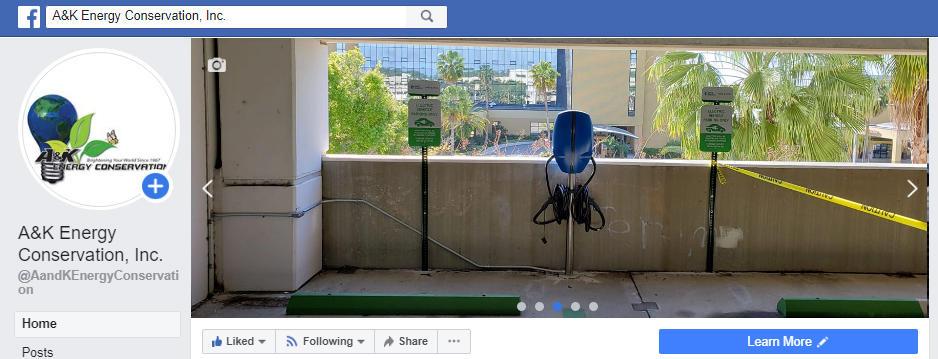 Visit our Facebook Page at https://www.facebook.com/AandKEnergyConservation/