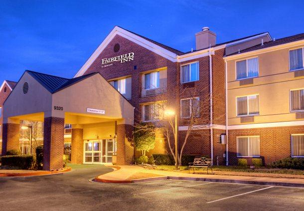 Fairfield Inn Amp Suites By Marriott Memphis Germantown