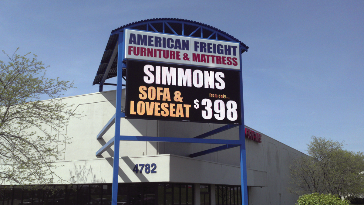American Freight Furniture And Mattress, Hamilton Ohio (OH)