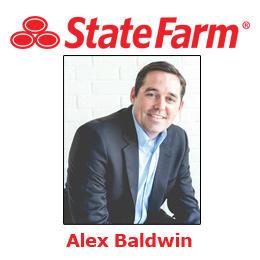 Alex Baldwin - State Farm Insurance Agent