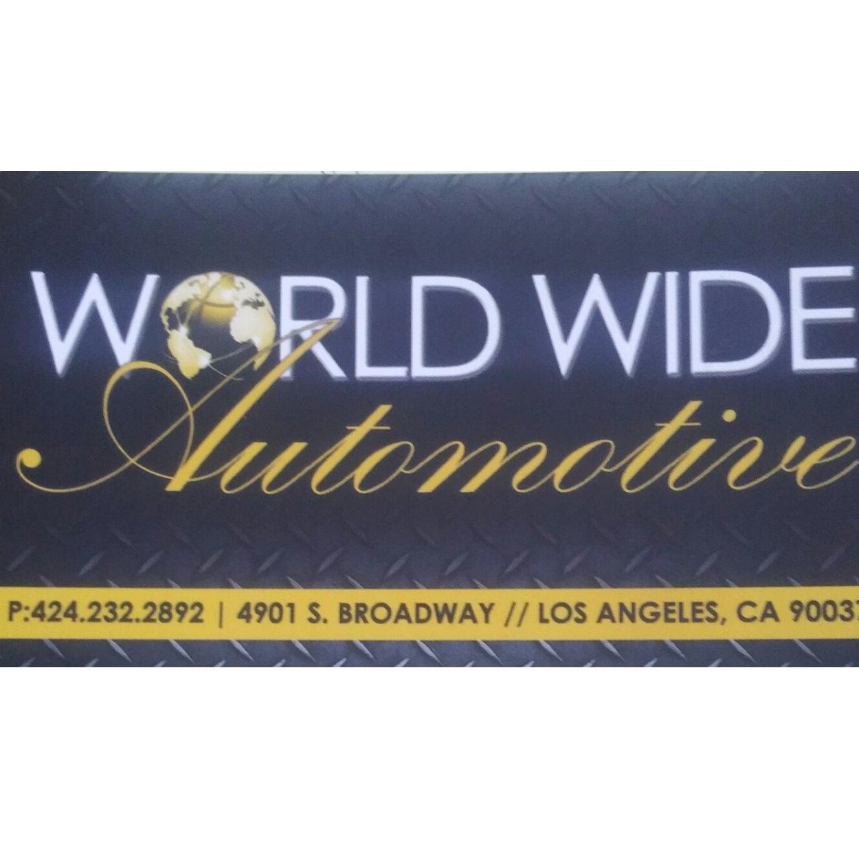 Worldwide Automotive