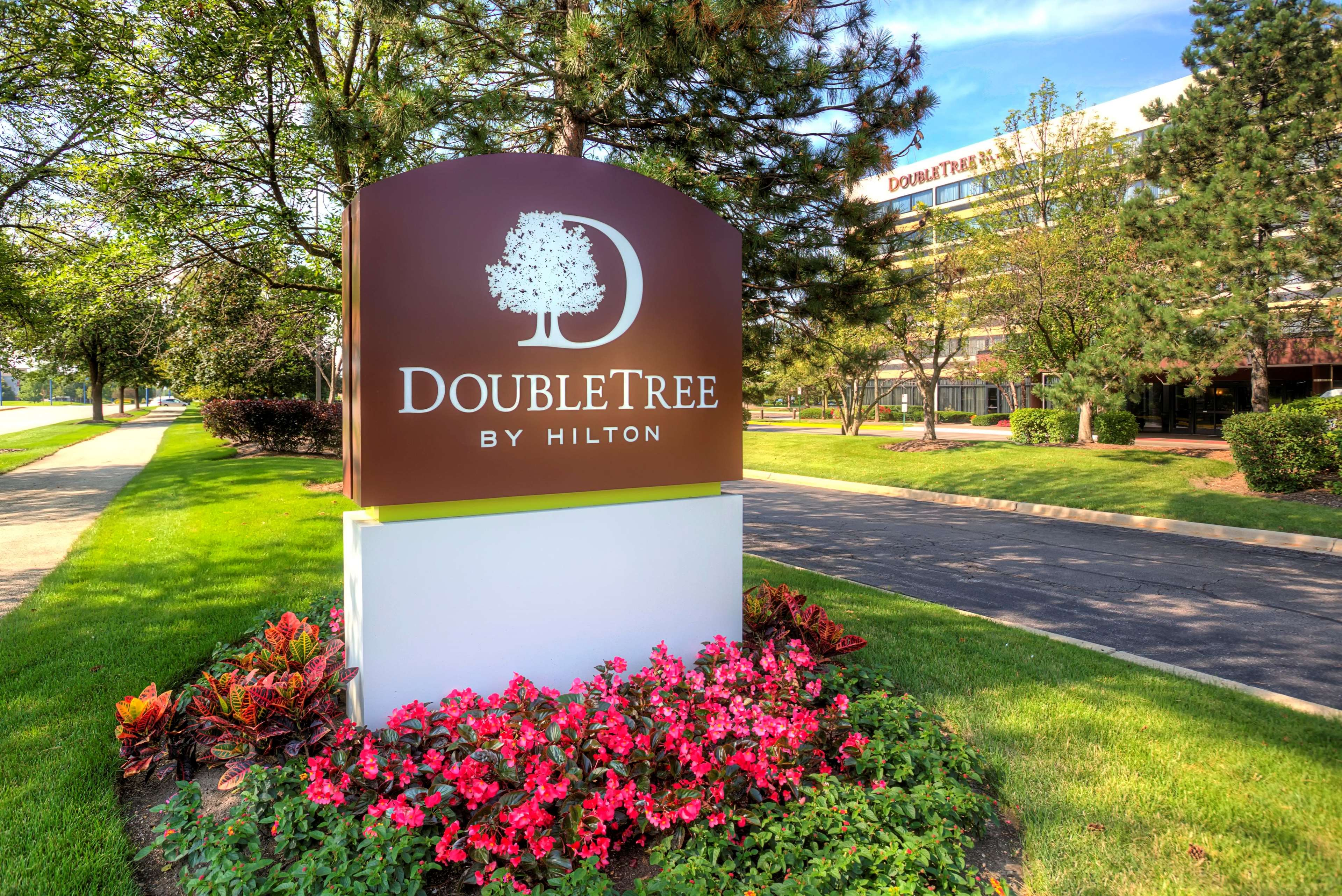 Doubletree By Hilton Hotel Chicago Schaumburg Schaumburg Illinois Il