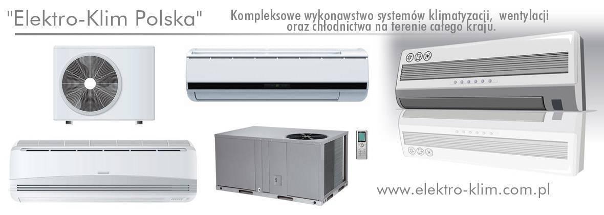 Elektro-Klim Polska Klimatyzacja i Wentylacja