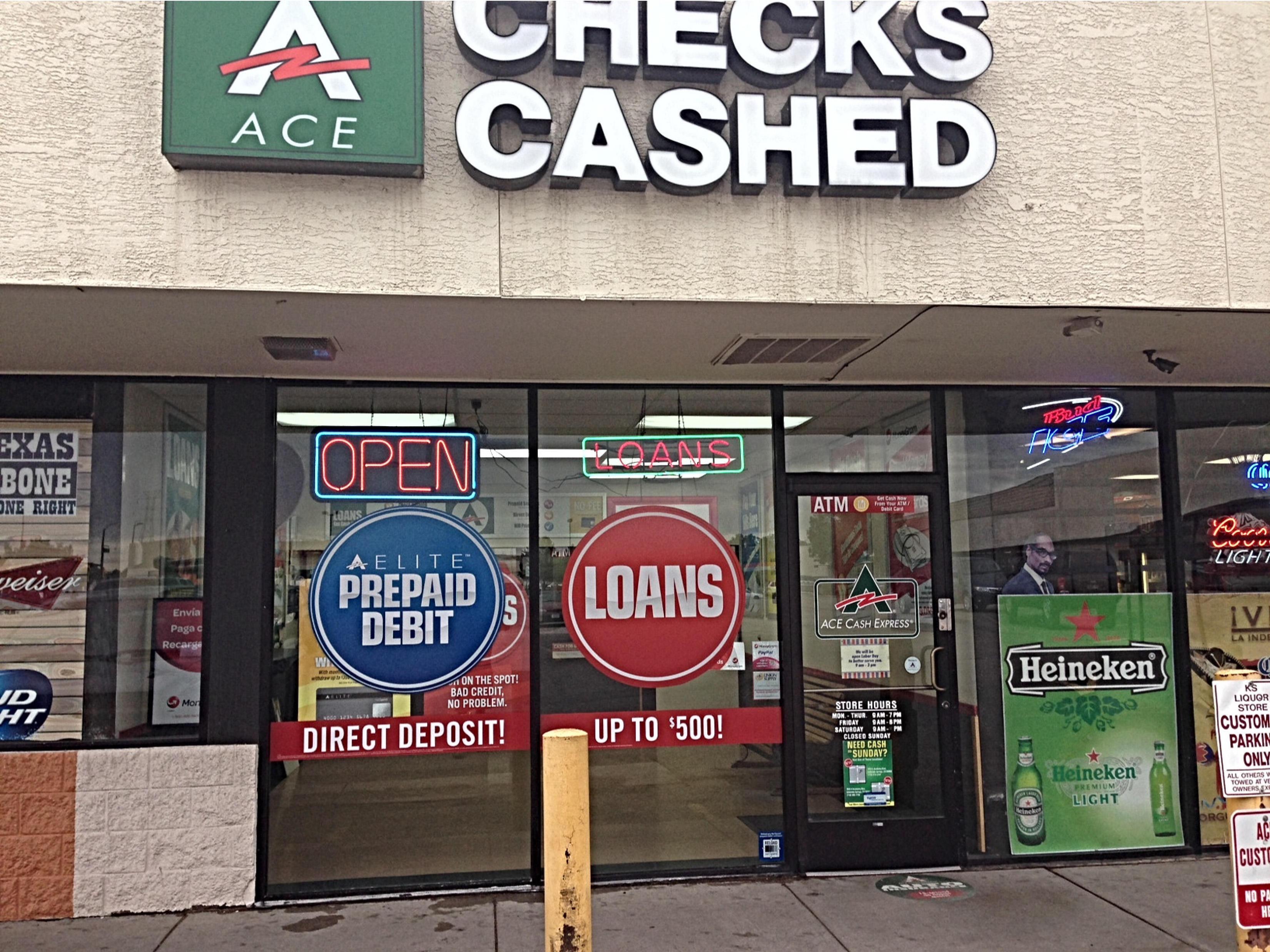 ACE Cash Express, Colorado Springs Colorado (CO ...