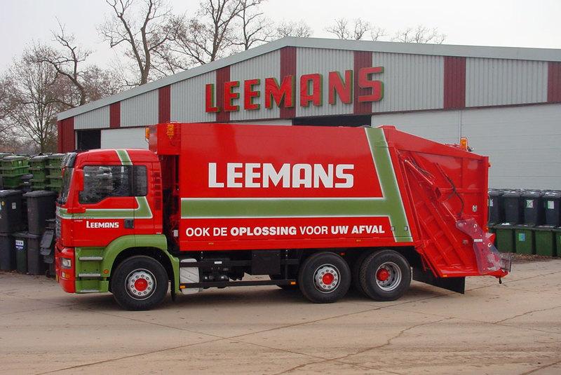 Leemans Transport en Containervervoer