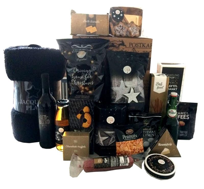 STARS Kerstpakketten en Geschenken