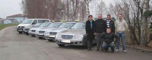 Taxi Ehmair Gunskirchen - Wels - Krankenbeförderung-Personenbeförderung-Flughafentransfer