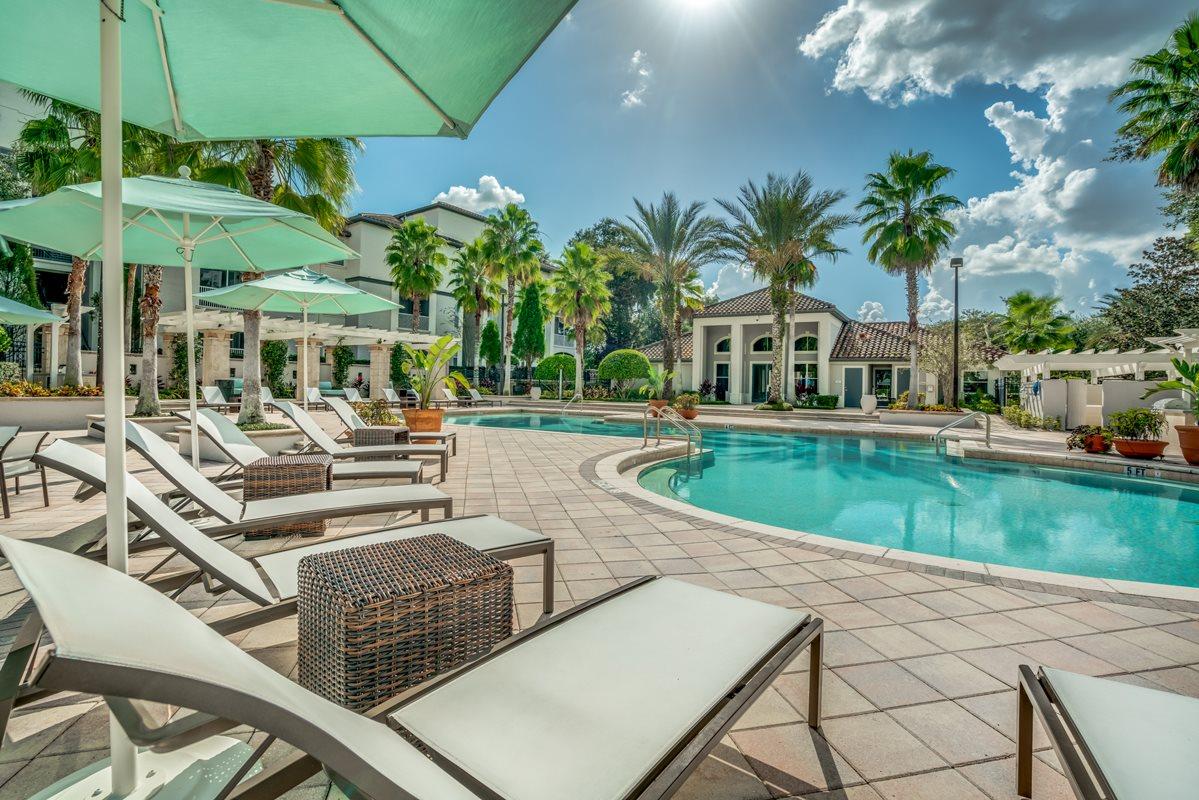 The Sanctuary At Highland Oaks Apartments Tampa Florida Fl