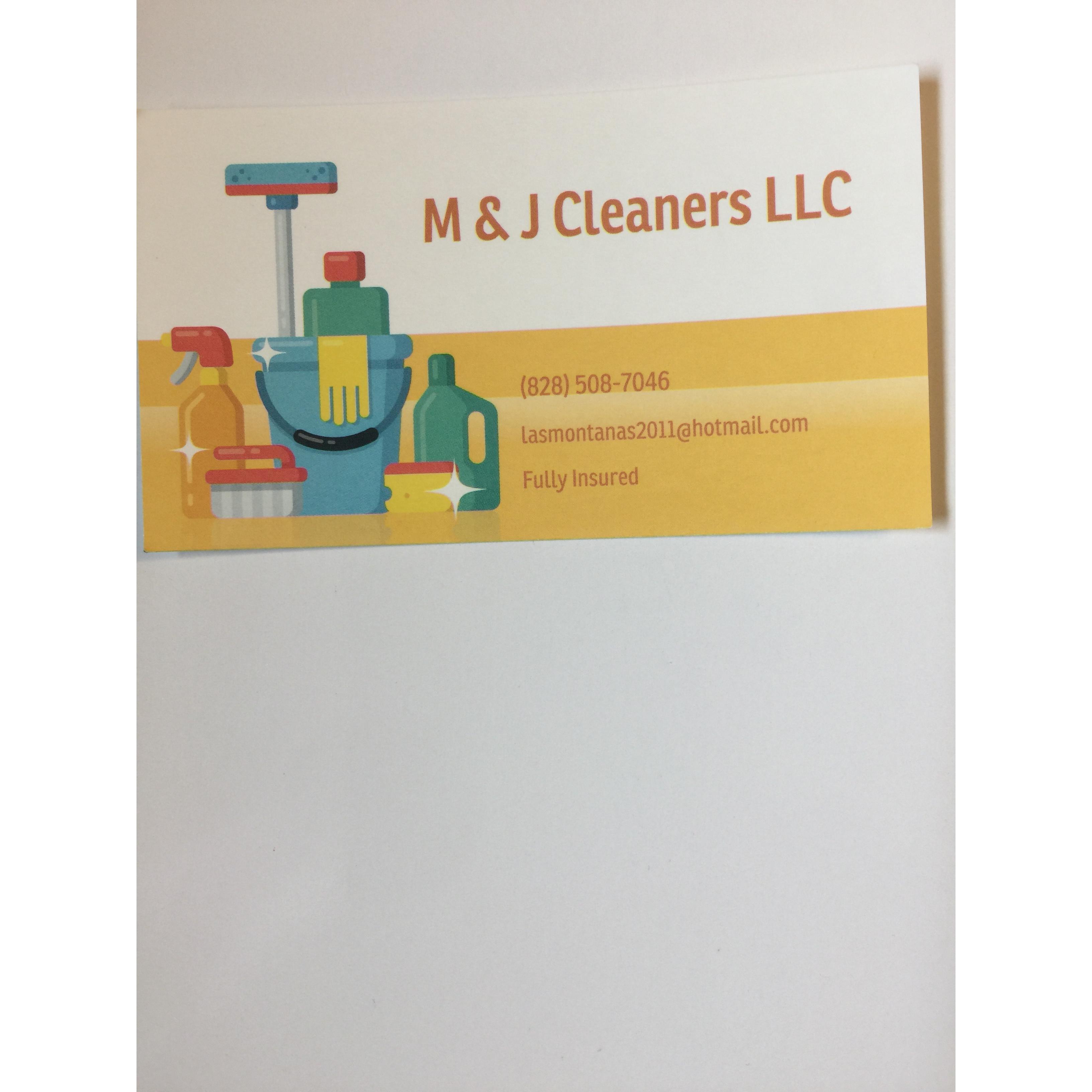 M & J Cleaners, Llc