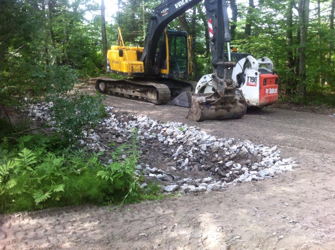 Ar Cail Excavation Windham Windham Maine Me