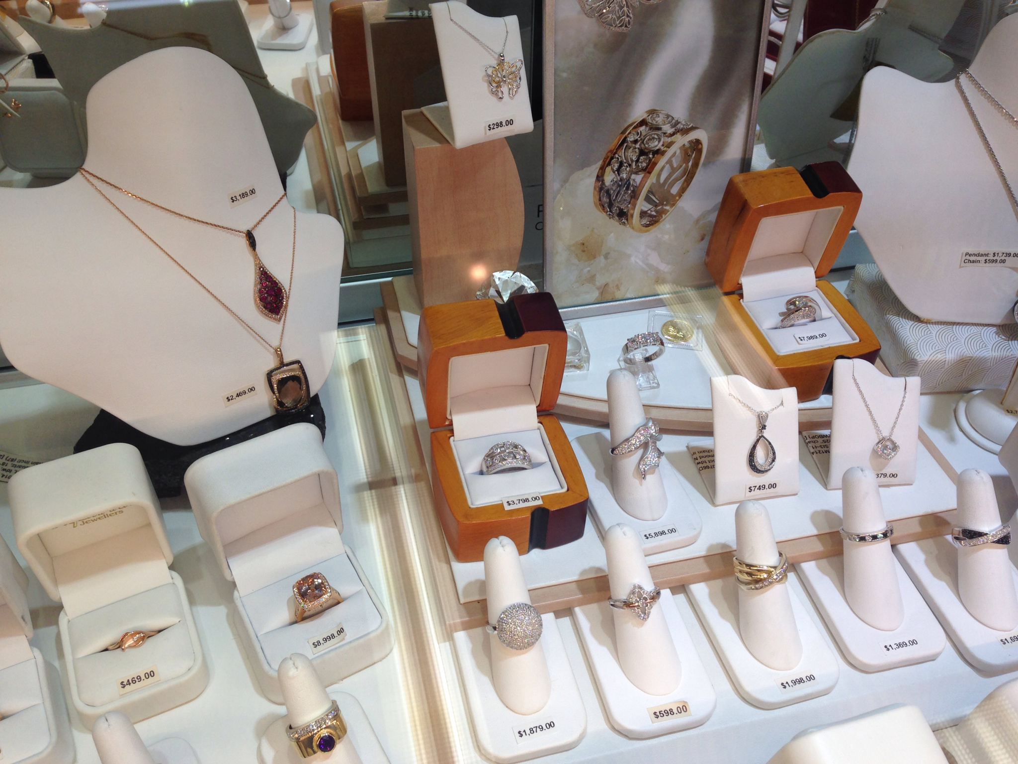 Hagemann Jewellers in Vernon