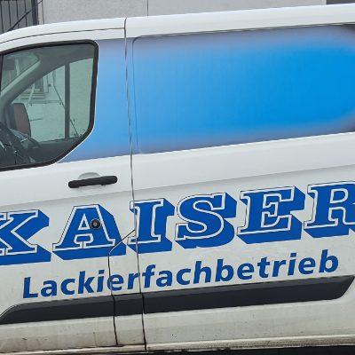 Bild zu Lackierfachbetrieb Kaiser in Freystadt