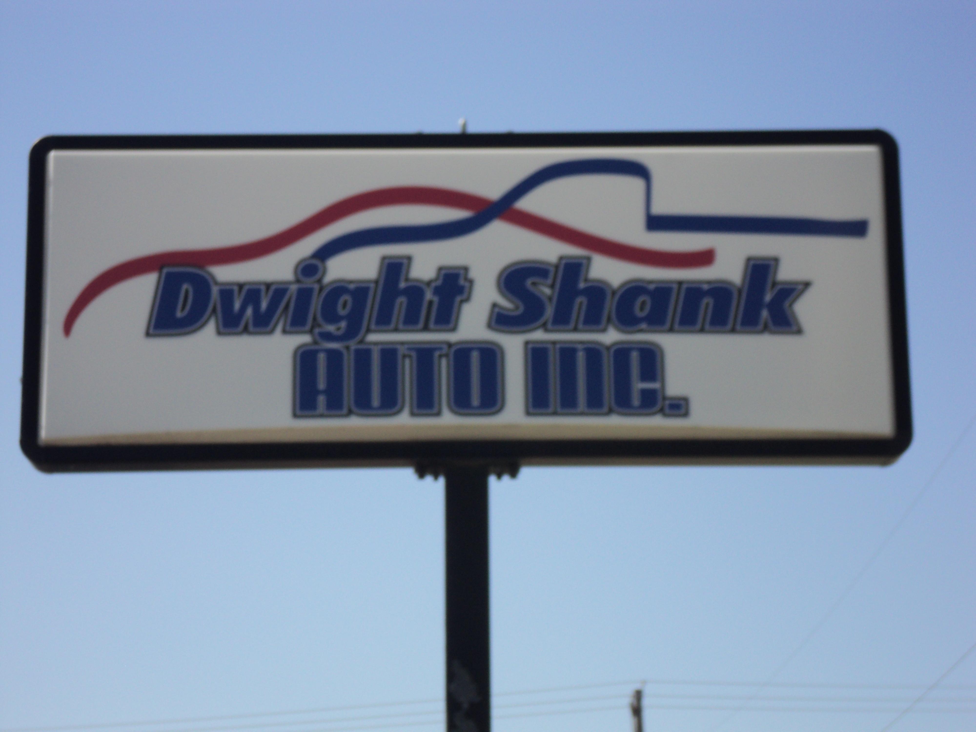 Dwight Shank Auto Inc