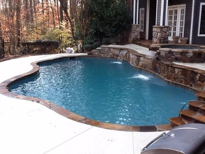 Brown 39 s pools and spas austell georgia ga for Aufstell swimmingpool