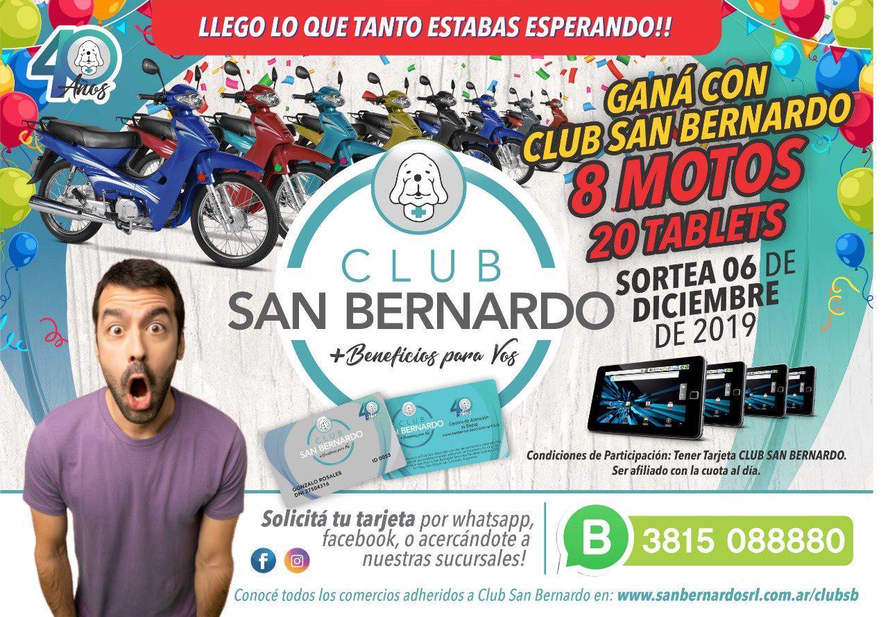 SAN BERNARDO -SERVICIO SOCIALES