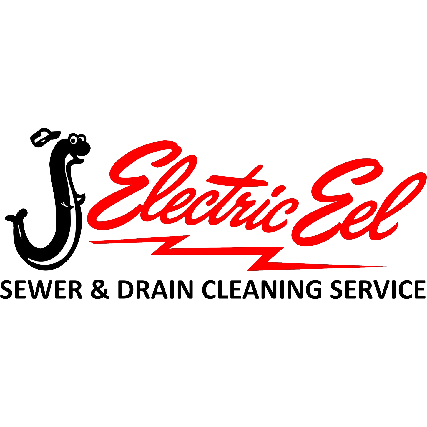 Culvert Cleaning Services : Electric eel sewer drain cleaning plumbers white