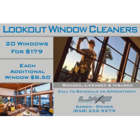Lookout Window Cleaners