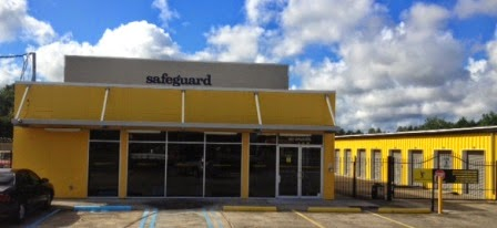 Safeguard Self Storage Marrero Louisiana La