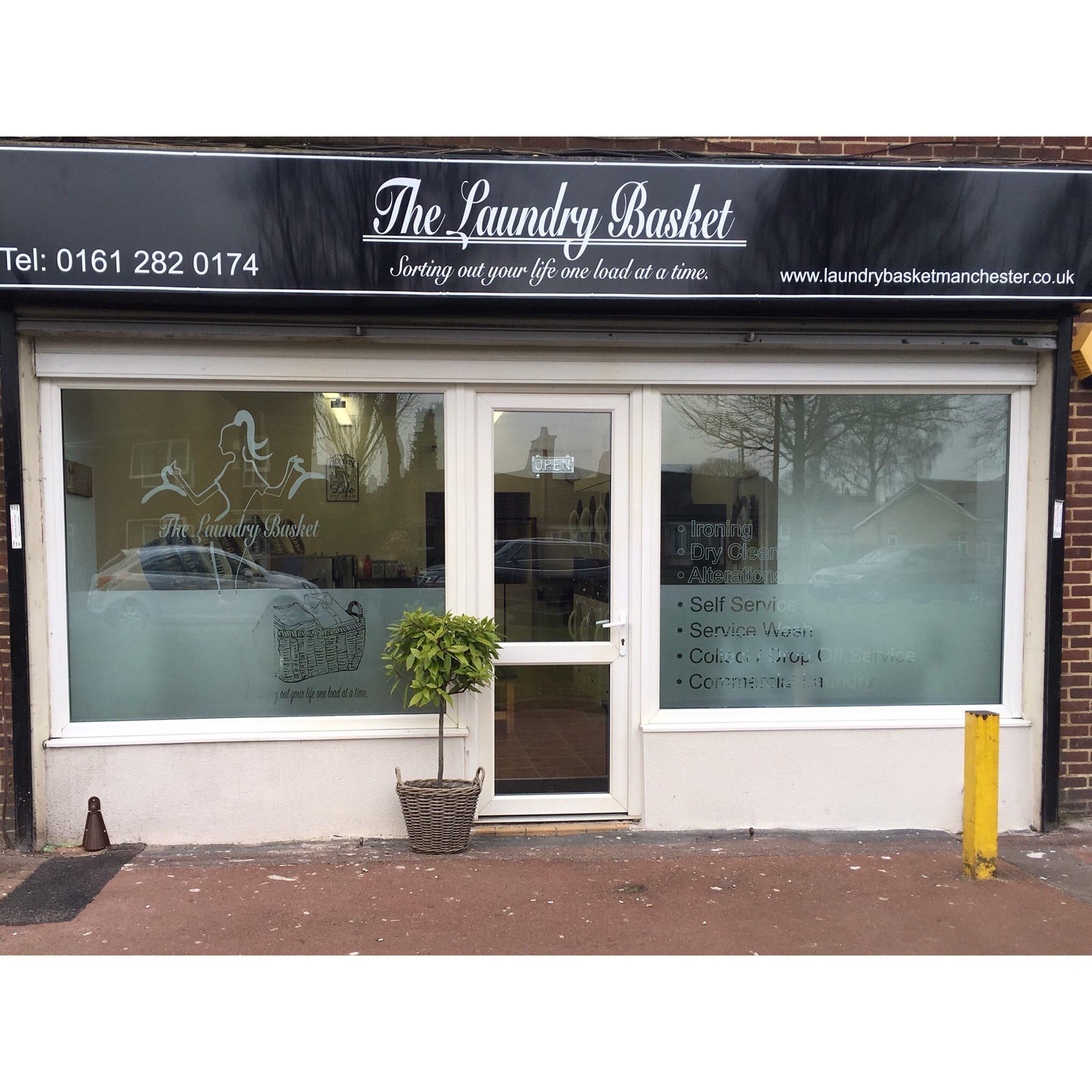 The Laundry Basket - Manchester, Lancashire M22 1SH - 01612 820174 | ShowMeLocal.com