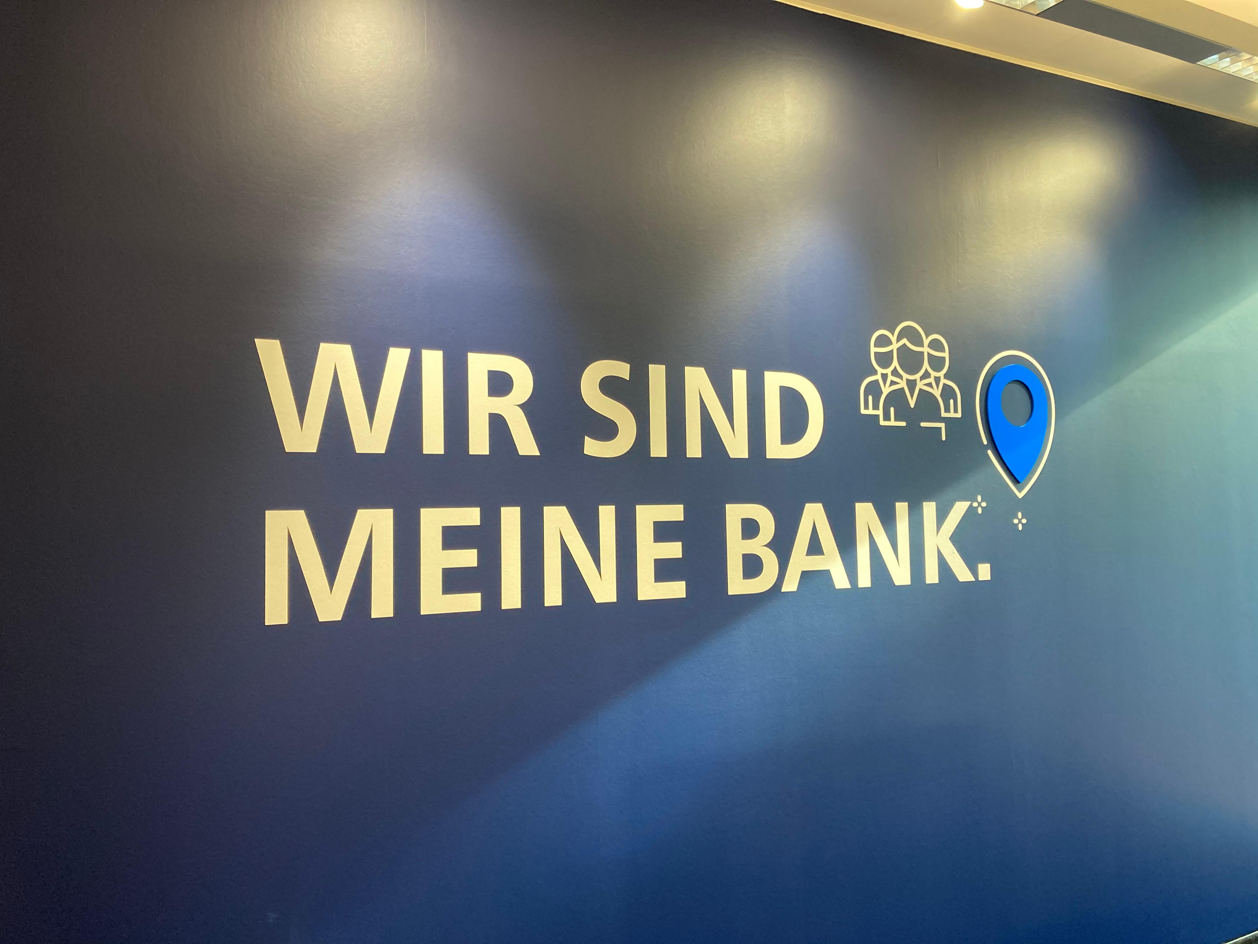 Bild der Berliner Volksbank Beratungscenter Mitte