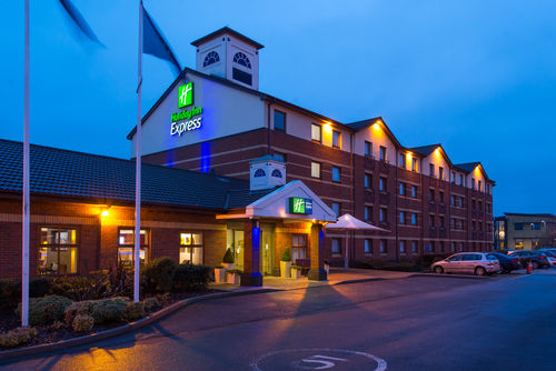 Images Holiday Inn Express Derby - Pride Park