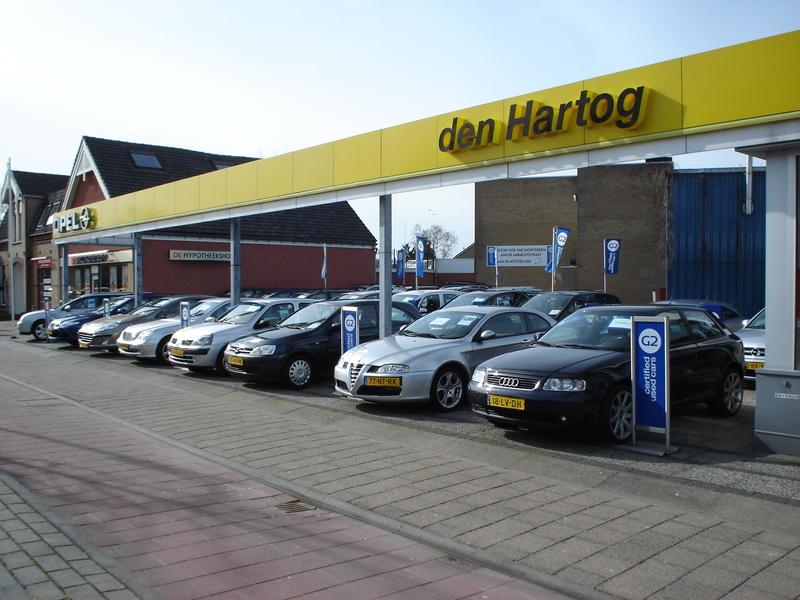 Autobedrijf den Hartog BV