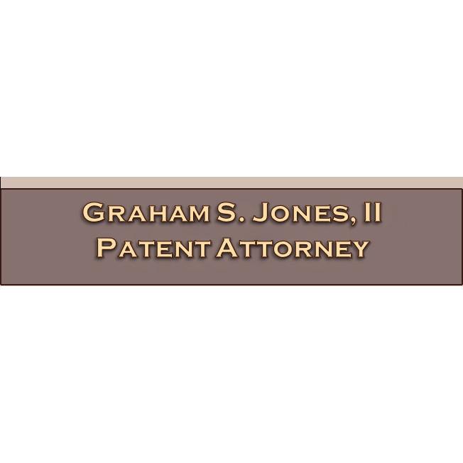 Graham S. Jones, II;   Registered Patent Attorney