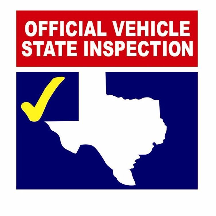 Sticker plus official vehicle inspection station coupons for Motor vehicle inspection station