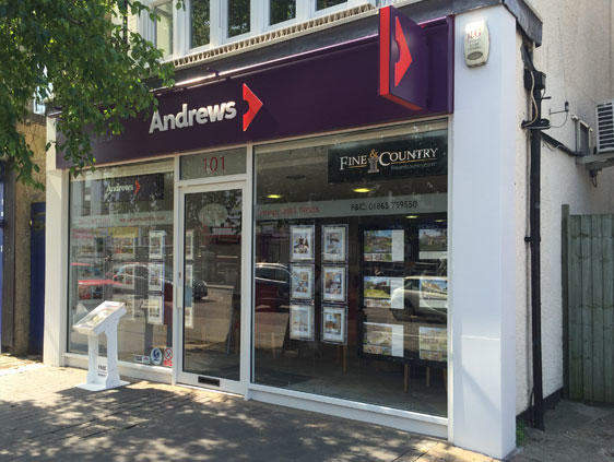 Andrews Lettings and Management Headington Oxford 01865 759555