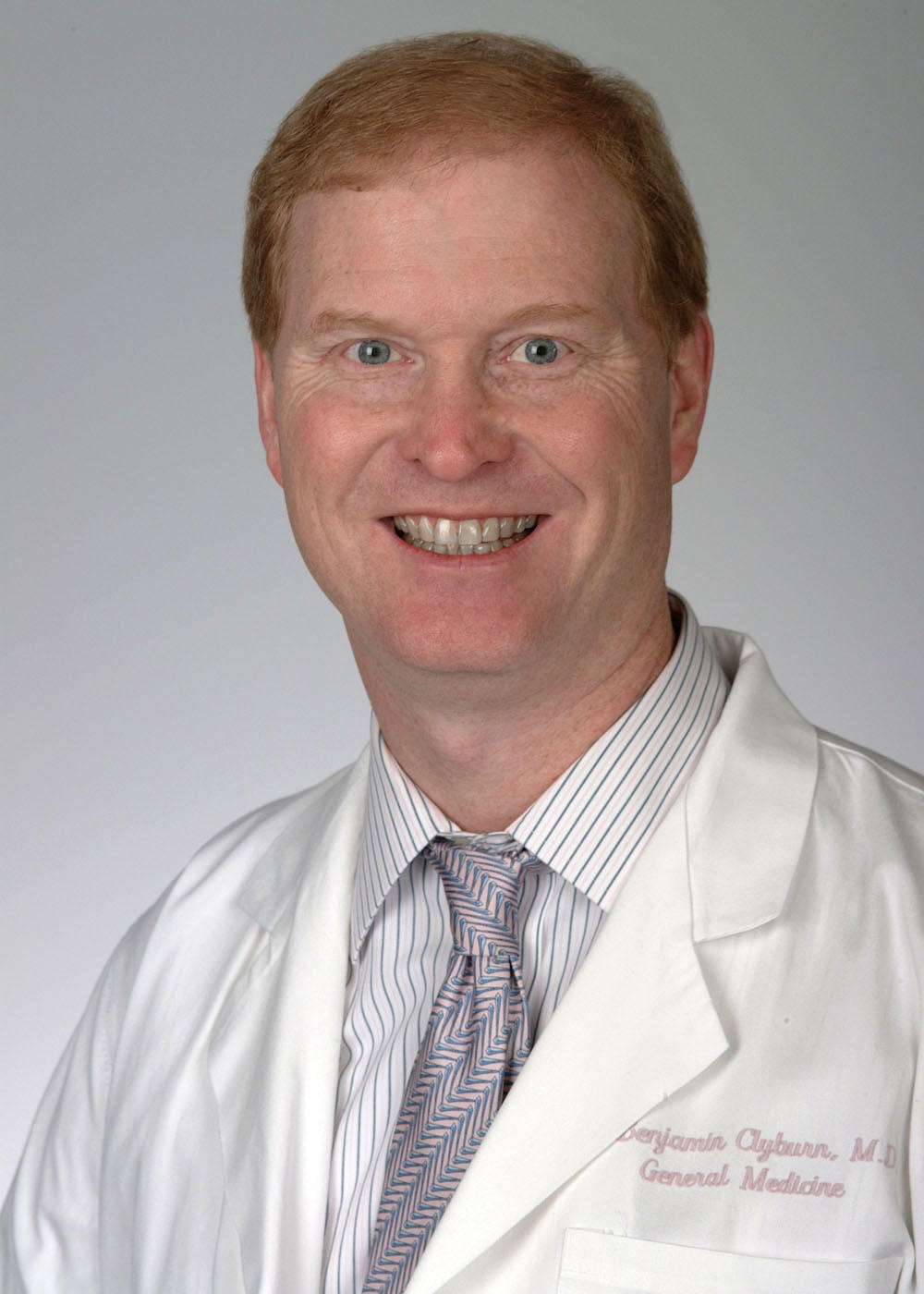 Ernest B Clyburn MD