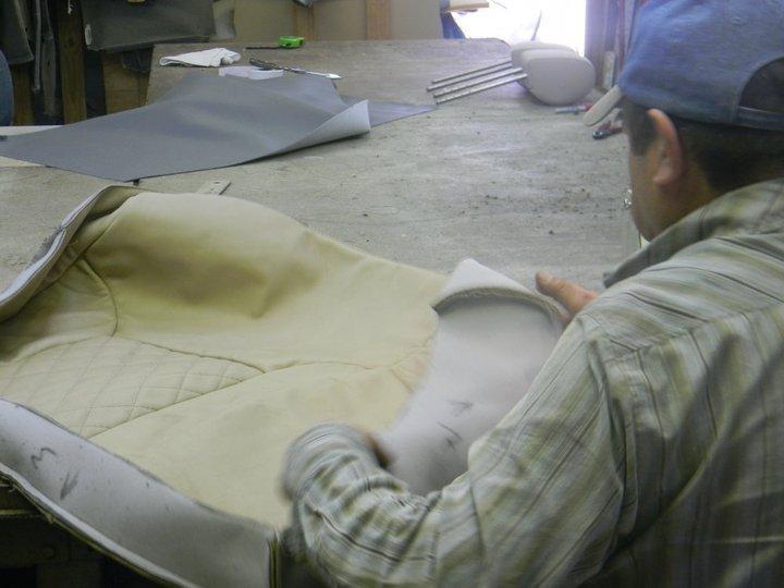 Auto Upholstery Needs