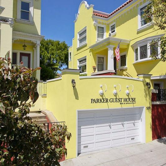 Parker Guest House Bed And Breakfast