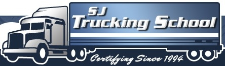 San Jose Trucking School logo