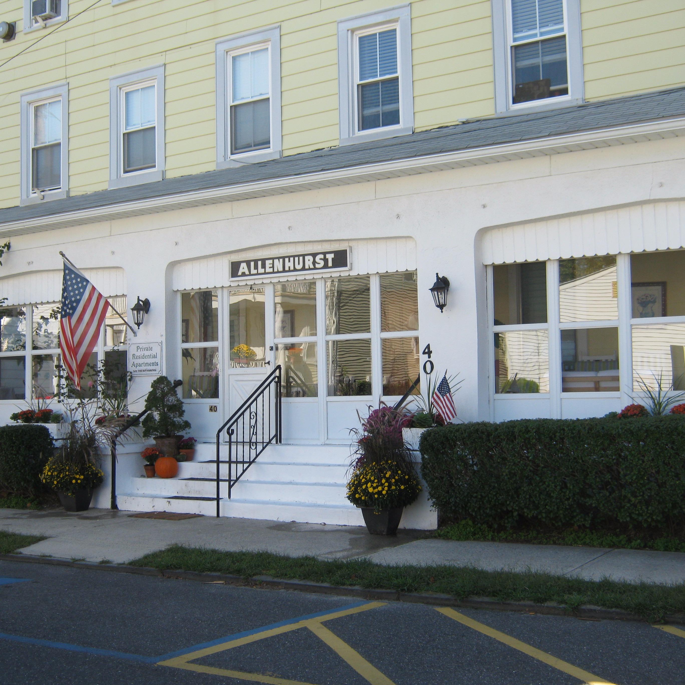 The Allenhurst Apartments - Ocean Grove, NJ 07756 - (732)682-6483 | ShowMeLocal.com