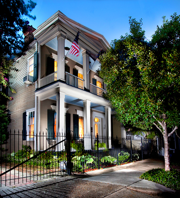 Bed And Breakfast In The French Quarter In New Orleans