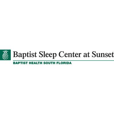 Baptist Sleep Center at Sunset