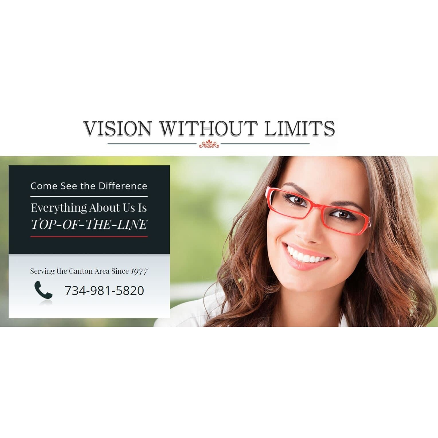Vision Without Limits