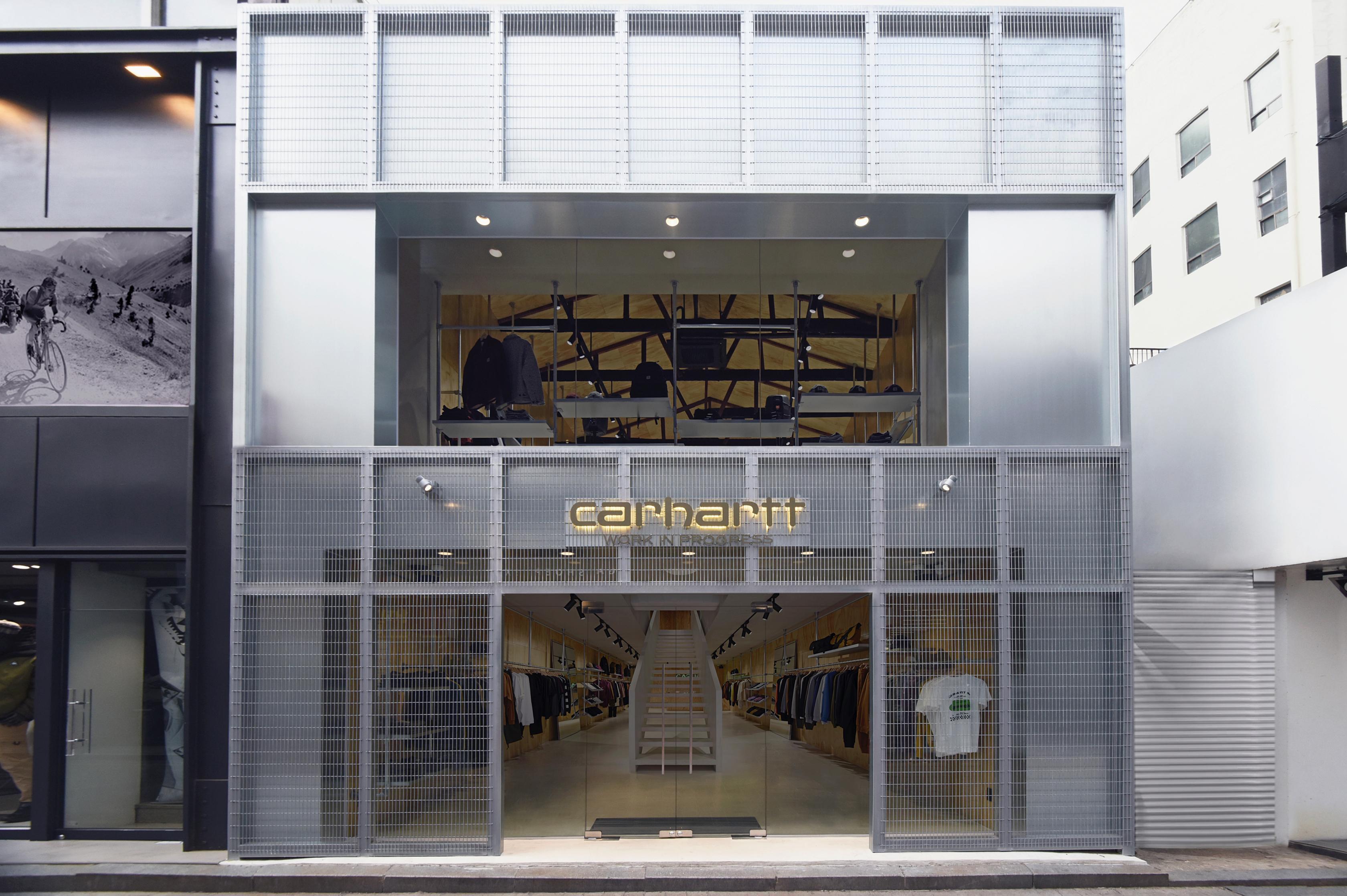 Carhartt WIP Store Gwangju