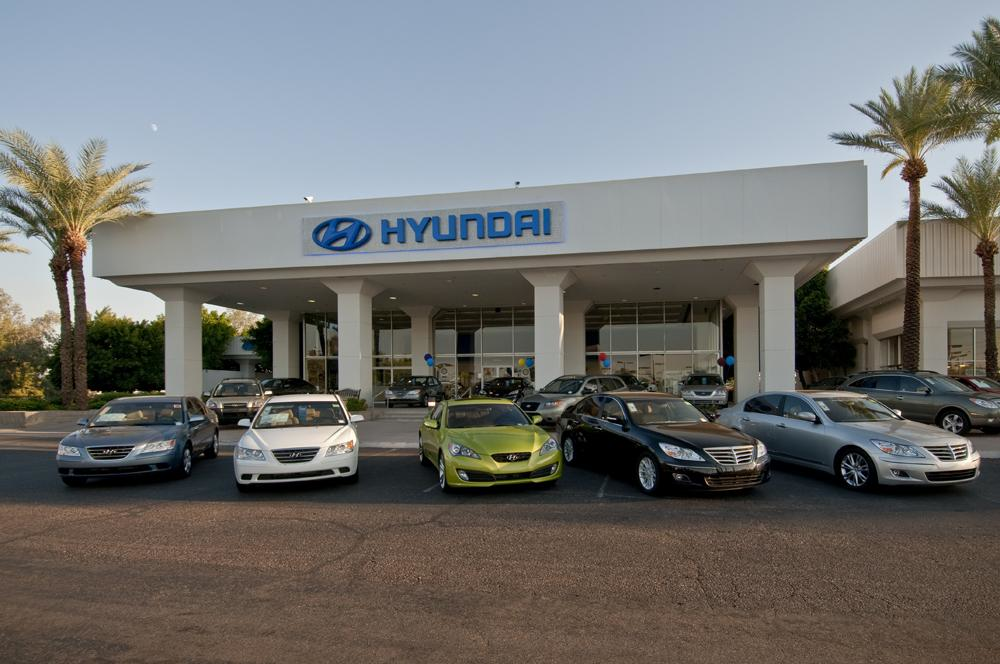 Chapman Hyundai Scottsdale image 0
