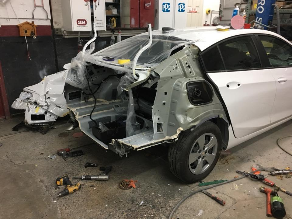 Car Repair Near Stevens Collision