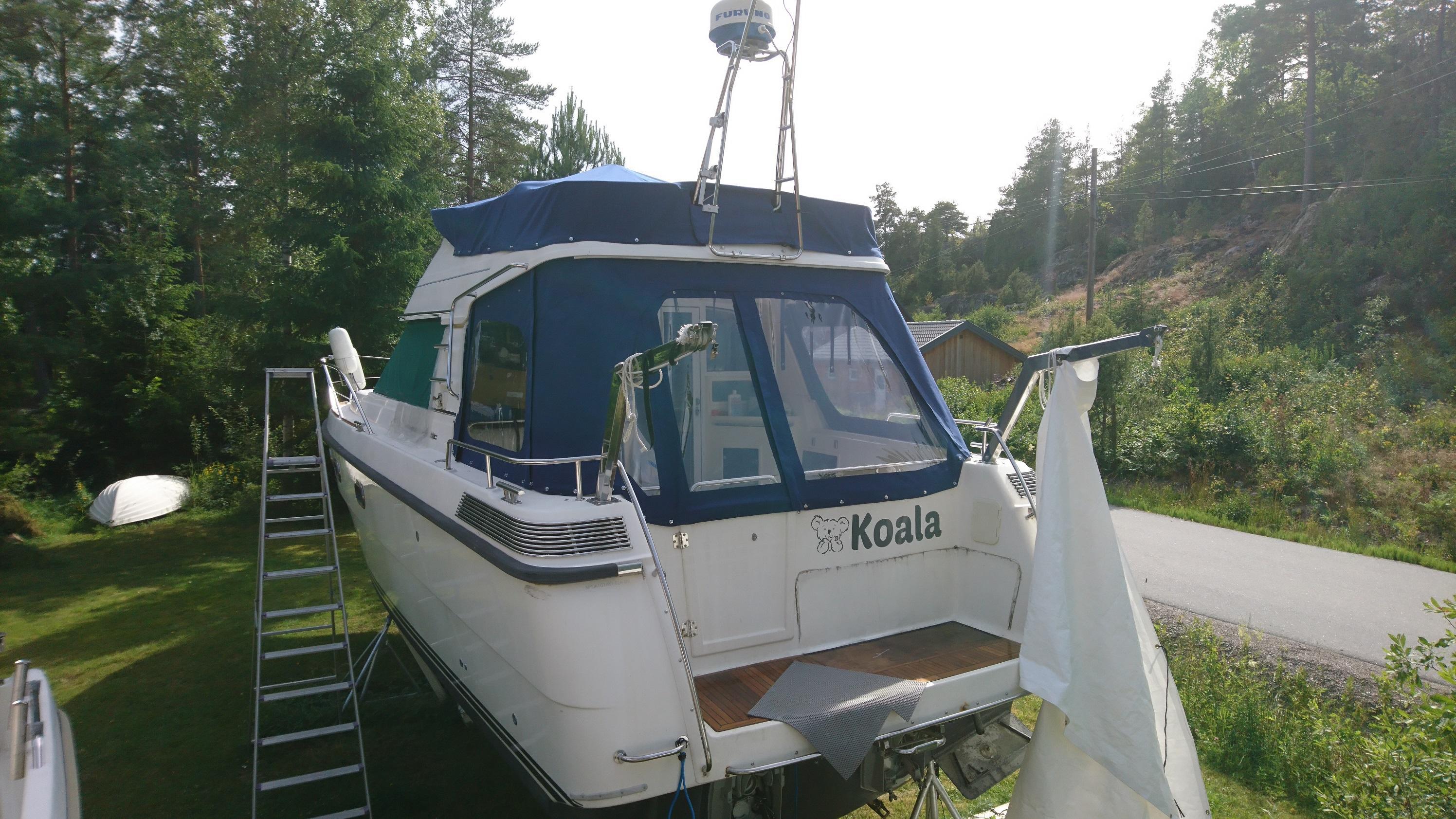 Workshop i Trosa Ab  Bil och Båt sadelmakeri kapellmakeri
