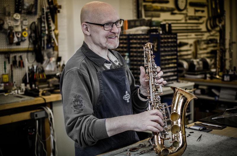Kundenbild klein 2 Hanno Braun Holz- und Blechblasinstrumente