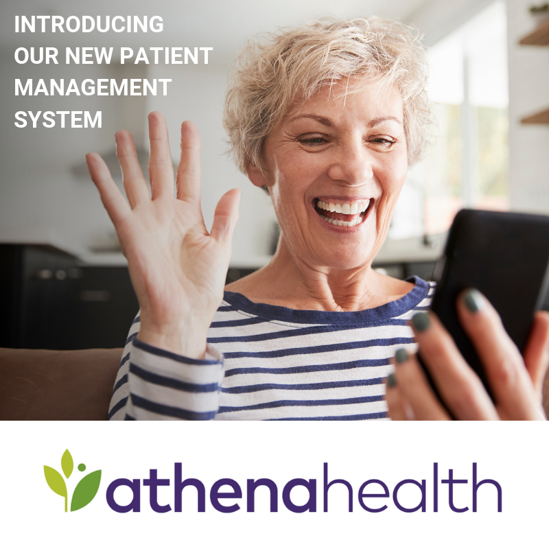 Visit Our New Patient Management System! Access Your Health Information from Anywhere at Any Time!