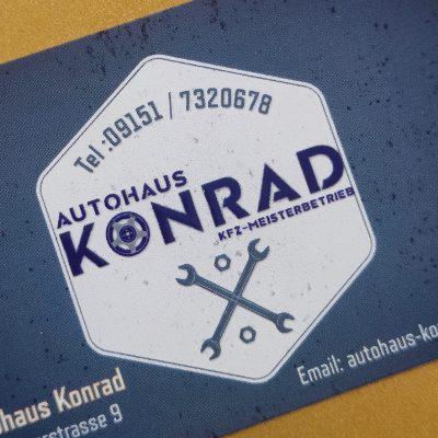 Bild zu Autohaus Konrad Ihre Kfz- Werkstatt im Nürnberger Land in Förrenbach Gemeinde Happurg