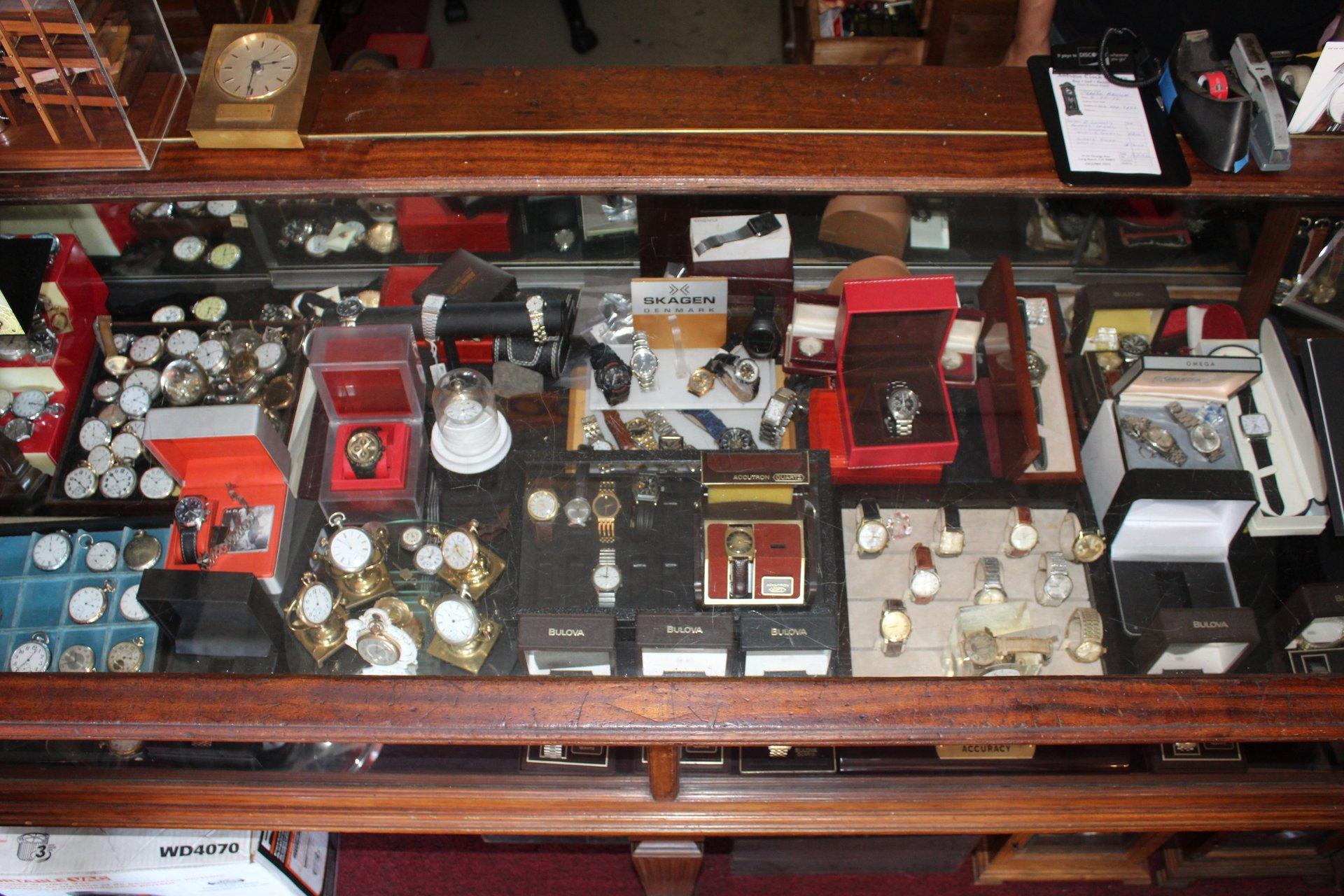Antique Clock Gallery Long Beach Ca