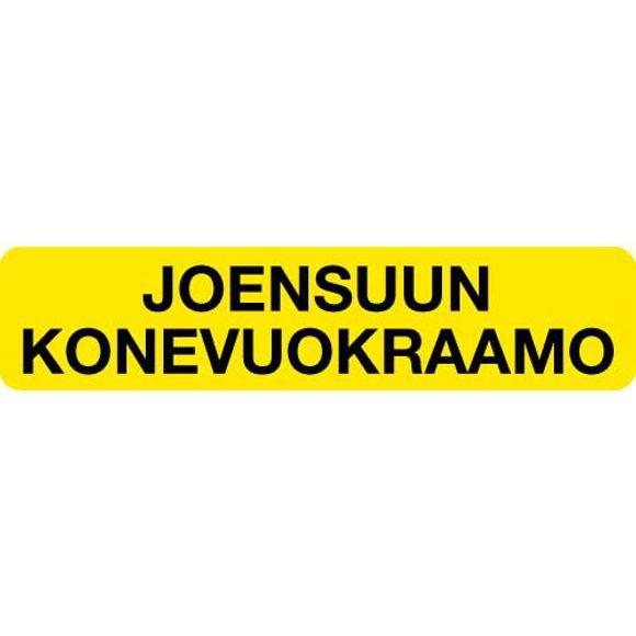 Joensuun Konevuokraamo