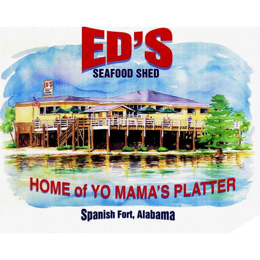 ED'S Seafood Shed - Spanish Fort, AL - Restaurants